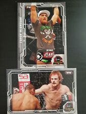 Topps ufc 2014 Champions Conor McGregor And Gunnar Nelson