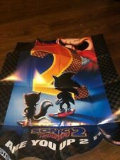 Sonic The Hedgehog 2 - Sega Genesis Poster
