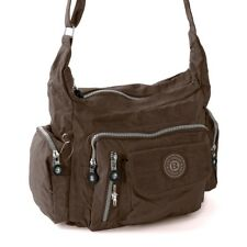 Shoulder Bag Nylon Braun Sporty Women's Shoulder Bag OTJ204C [bag street]