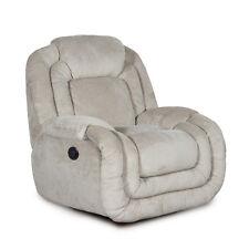 Barcalounger Apex II 9-4763 Power Recliner Chair - Dallas Doe Fabric 2075-16