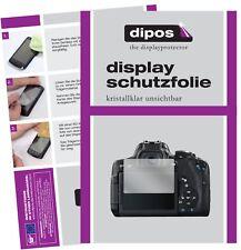 6x Canon EOS 750 D SLR Pellicola Protettiva Proteggi Schermo Chiaro Pellicola Protezione Display
