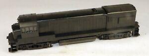 Athearn U30B Powered Diesel Locomotive Undecorated 1/87 HO Scale