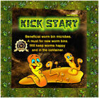 """Worm Composting """"KICK START"""" --- 2 Lbs of Beneficial Microbes 100 Organic"""