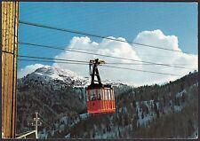 AA4360 Trento - Provincia - Moena Val di Fassa - Funivie del Lusia - Cartolina
