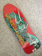 Powell Peralta Bones Brigade Caballero Dragon Reissue Old School Skateboard Deck