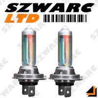 2 X H7 499 / 477 55w Xenon Super White Headlight Bulbs Dipped Main Beam 12v Hid