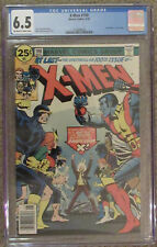 X-Men #100 CGC 5.0 off-white to white pages
