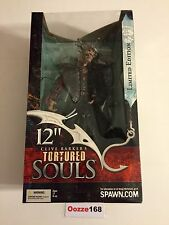 New Mcfarlane Clive Barker's Tortured Souls 12 inch Agonistes Deluxe Box Figure