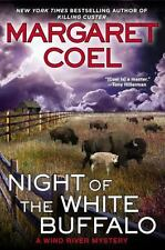 Night of the White Buffalo (A Wind River Mystery) - VeryGood - Coel, Margaret -