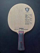 Xiom Stradivarius table tennis blade FREE SHIPPING