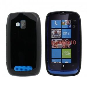 Official Nokia Lumia 610 Silicone Cases