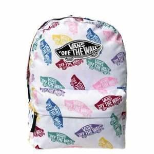 VANS Realm Backpack Skate Ditsy VN0A3UI6Z071 VANS Schoolbag