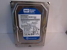 HARD DISK 3,5 500GB  WD CAVIAR BLUE WD5000AAKX  7200RPM SERIAL ATA
