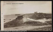 1186.-SANTANDER -Península de la Magdalena (Ed. Vilches)