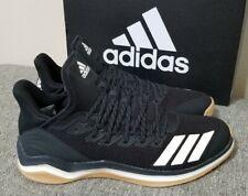 Adidas Icon 4 Trainer Men's Baseball Training Shoes CG5270 Black New Size 11