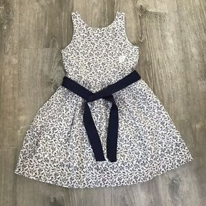 Girls Ralph Lauren Polo Floral Dress 7