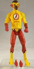 """DC Multiverse Kid Flash loose 6"""" Lobo Wave no BAF Piece"""