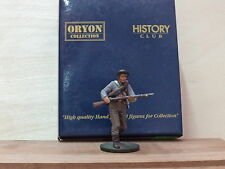 """FIGURAS ORYON ART.8027 CONFEDERATE INFANTRY 21st. REGT.""""MISSISSIPI""""  1863 SCALE"""