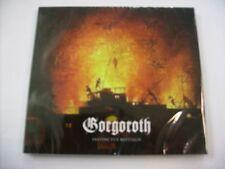GORGOROTH - INSTINCTUS BESTIALIS - CD SIGILLATO DIGIPACK 2015