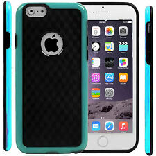 Shock Proof Hybrid Kids Rubber Glossy Hard Case Cover For Apple iPhone 6 4.7''