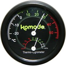 Komodo Reptile Analogue Combines Thermometer Temp Hygrometer Humidity Monitor