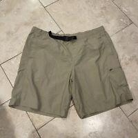 Columbia Mens XL Beige  Shorts