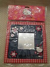 Sanrio Hello Kitty Magnetic Mirror For Your Locker or Refrigerator 2002 Denim