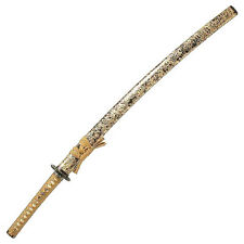 "[NEW] ""KIN-KUMO"" Premium Gold Japanese Samurai Ninja Sword Katana Made in JAPAN"