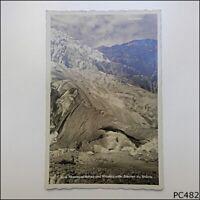 Rhonegletscher und Rhonequelle Glacier du Rhone Postcard (P482)