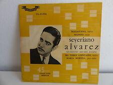 SEVERIANO ALVAREZ Malaguena FX 45 1036 TANGO