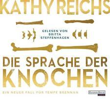 Reichs, Kathy - Die Sprache der Knochen (Die Tempe-Brennan-Romane, Band 18) - CD