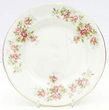 Vintage Duchess June Bouquet Bone China Tea Plate Pink Roses
