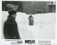 FEDERICO FELLINI AMARCORD  1973 VINTAGE PHOTO ORIGINAL #5