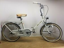 BIANCHI Folding Bicycle, Vintage, Made in Italy. Original.