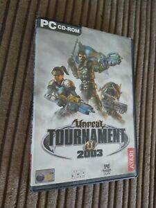 Unreal Tournament 2003 (PC CD-ROM) Atari EPIC Games.