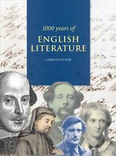 1000 Years of English Literature: Revised Edition By Chris Fletcher