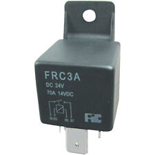 Automotive Relay FRC Series 12V 70A FRC3A-DC12V Vehicle Plug In Enclosed Sealed