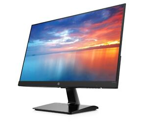 "HP 24"" LED Monitor IPS Micro-edge HDMI VGA 60Hz 5ms  - 24m"