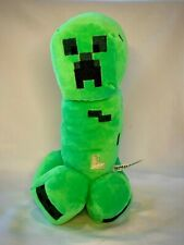 Official Minecraft Creeper Soft Plush Toys Gift Children New 10.5 inch