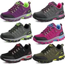 Männer Frauen Wanderschuhe Trekking Sneakers Sport Arbeitsschuhe Outdoor Gr.45