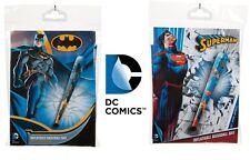 "DC Comics Batman Superman Inflatable Baseball bat 32"" inch Kids Party bag Toy"