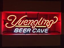 """New Yuengling Beer Cave Neon Sign Light Lamp Bar Pub Gift 20""""x16"""""""