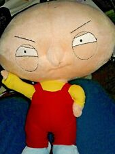 Plush Toy-Stewie-Family Guy(TV character)2005-Talks-11inches-Pointing-Used