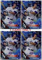COREY SEAGER 2016 TOPPS OPENING DAY #OD-48 BLUE FOIL ROOKIE RC ROY LA DODGERS !!
