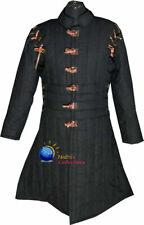 Halloween Medieval Thick Padded Full Sleeves Aketon Jacket Gambeson Costume