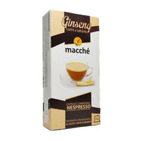 180 CIALDE CAPSULE COMPATIBILI NESPRESSO MACCHE' CAFFE' E GINSENG ENERGIZZANTE