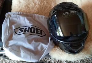 Shoei GT-AIR Motorradhelm schwarz