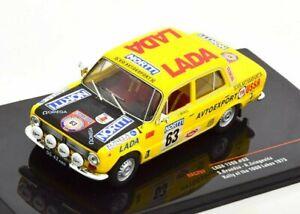 Lada 1300 #63 Rally 1000 Lakes 1975 S.Brundza/A.ZvingevitsRAC297 IXO 1:43 New!