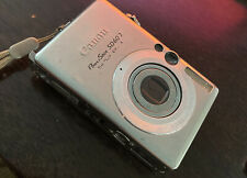 Canon PowerShot Digital ELPH SD600 / Digital IXUS 60 6.0MP Digital Camera -...