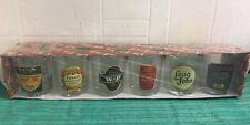 Set Of 6 Vintage Whisky Advertising BNIB - VMC Reims